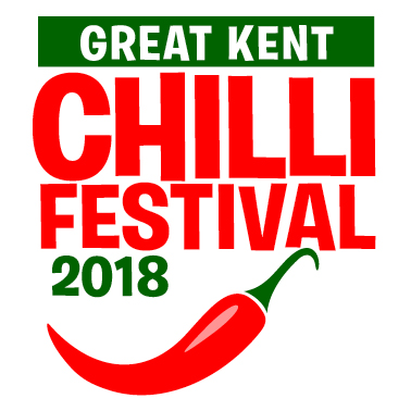 Great Kent Chilli Festival logo